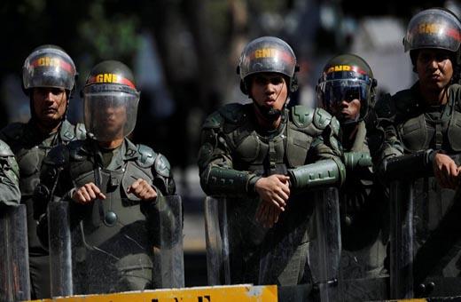 مقتل 29 محتجزا في مركز للشرطة في فنزويلا
