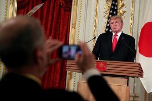 ترامب: لا نسعى لتغيير نظام الحكم فى إيران!