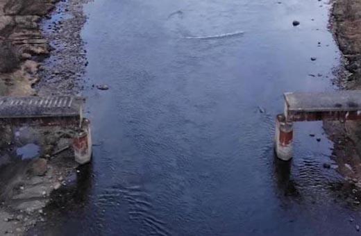 سرقة جسر سكة حديد طوله 23 متراً في روسيا