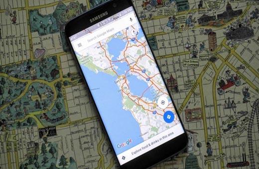 غوغل تنقذ حياة سائقي السيارات بهذا التطبيق