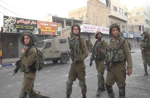 إطلاق نار بين جيش الإحتلال وعناصر الأمن الفلسطيني