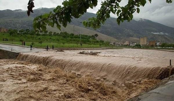 منح 600 مليون دولار كقروض لاعمار مناطق السيول في ايران