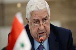 وزير الخارجية السوري يزور الصين الأحد المقبل