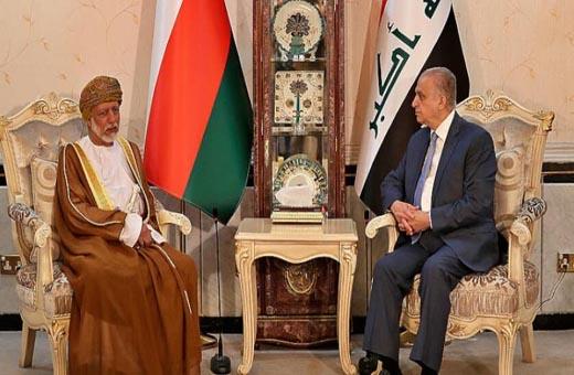 العراق وعُمان يبحثان الحلول السياسية لأزمات المنطقة