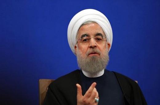 روحاني: سياسات امريكا العدائية اساس الفتن في المنطقة