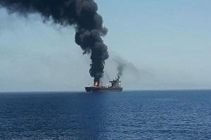 أميركا.. المصممة للهجمات الأخيرة على ناقلات النفط