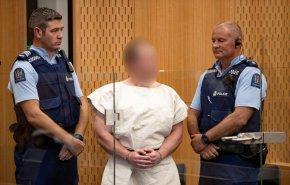 منفذ مذبحة المسجدين في نيوزيلندا: أنا بريء!