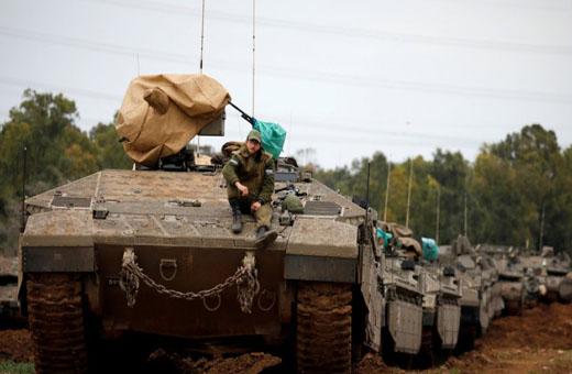 جيش الإحتلال الإسرائيلي يطلق مناورات واسعة في الشمال
