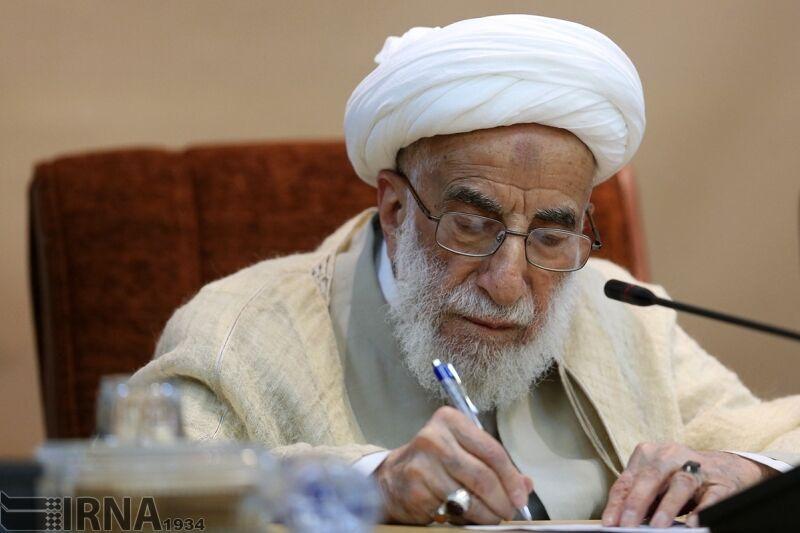 آیة الله جنتي: مجلس صيانة الدستور مستعد لاجراء الانتخابات