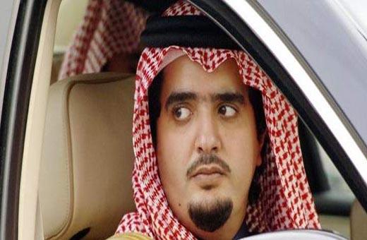 امير سعودي يظهر في مول بالرياض بعد أنباء مقتله
