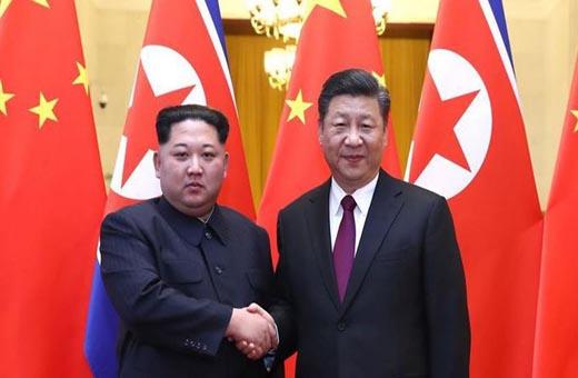 الرئيس الصيني يزور كوريا الشمالية الخميس والجمعة
