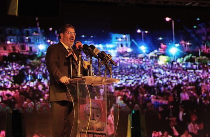 مرسي.. أول رئيس منتخب لمصر ...بروفايل