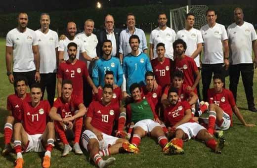 الاحتلال يمنع المنتخب المصري لكرة القدم من دخول فلسطين