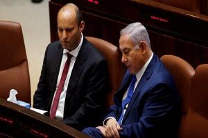 نتنياهو يقيل وزيري العدل والتعليم في حكومة تسيير الأعمال