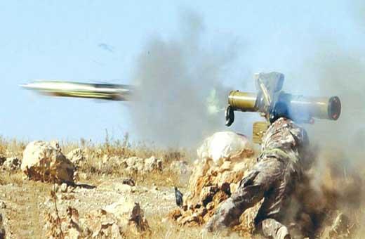 نزيف الجماعات المسلحة في سوريا