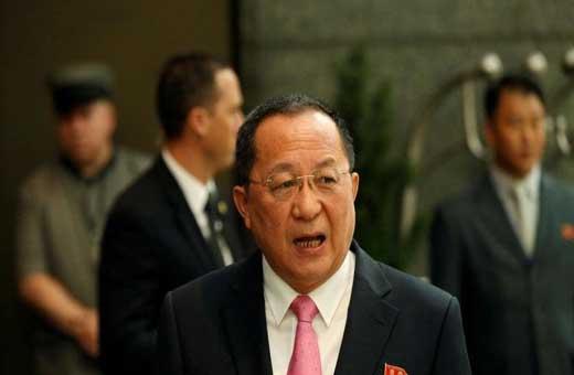 دبلوماسي كوري شمالي رفيع المستوى ييبدأ زيارة الى روسيا