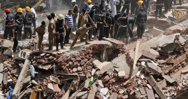 ارتفاع حصيلة ضحايا انهيار مبنى تحت الإنشاء فى كمبوديا لـ25 حالة وفاة