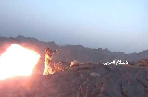 هلاك مرتزقة للعدوان السعودي إثر قصف تجمعاتهم قبالة جيزان