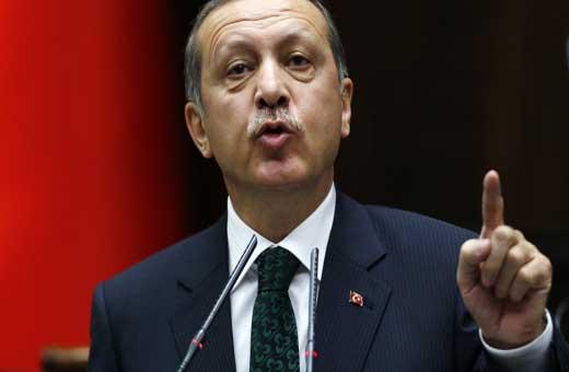 اردوغان يؤكد على استلام بلاده منظومة إس- 400 الشهر المقبل