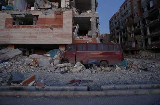 زلزال يضرب منطقة روسية بقوة 6.3 ريختر