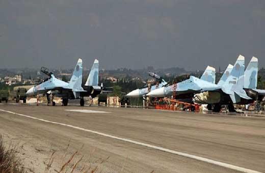 تدمير طائرات مسيرة للمسلحين حاولت مهاجمة 'حميميم'