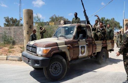 هل ليبيا على حافّةِ حربٍ إقليميّةٍ بين