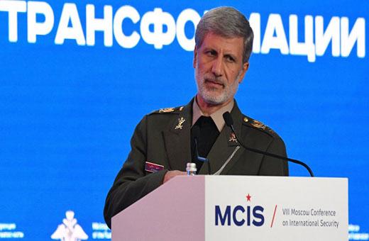 وزير الدفاع الايراني: لن نستأذن أحدا لتطوير قدراتنا الدفاعية