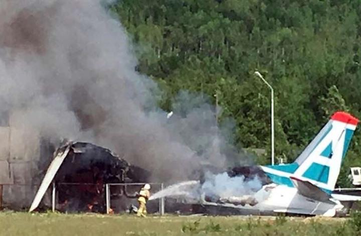 مقتل عشرة بتحطم طائرة صغيرة في مطار بولاية تكساس الأمريكية