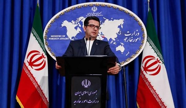 الخارجية الايرانية: لا توجد مفاوضات مع امریكا على اي مستوى كان