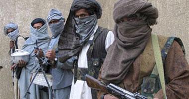 مقتل 5 من مسلحى طالبان فى غارات جوية جنوب أفغانستان
