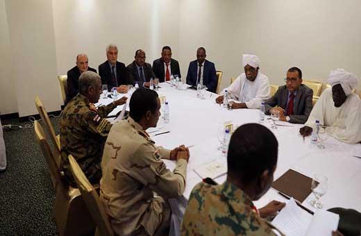 تأجيل اتفاق تقاسم السلطة في السودان للمرة الخامسة