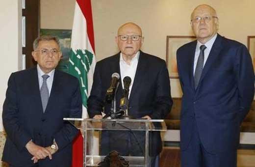 رياض تدخل لبنان من بوابة رؤساء الحكومة السابقين