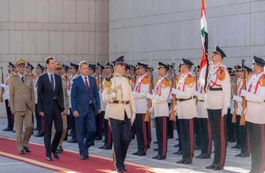 دولة أوربية تستعد لافتتاح سفارتها في دمشق