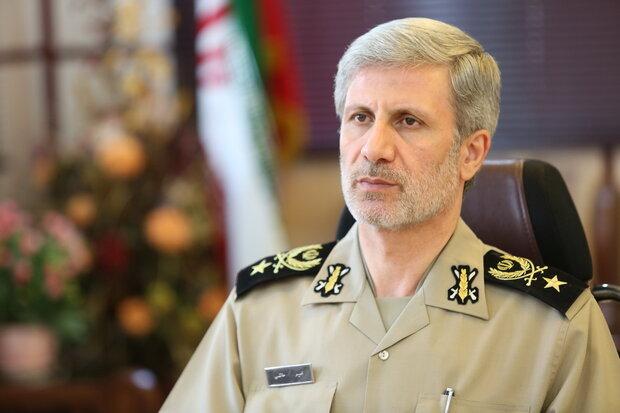 وزير الدفاع الايراني: ردنا على التصرف اللاشرعي للبريطانيين مؤشر على قوتنا