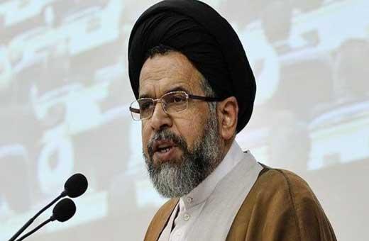 وزير الامن: ايران لا تتفاوض تحت وطاة ضغوط الاستكبار العالمي