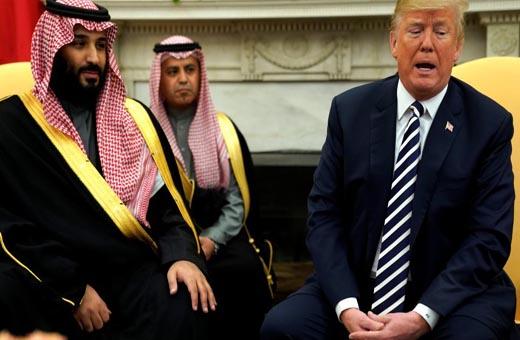 ملايين الدولارات ترسل من السعودية لأميركا سراً..ماهي قصتها؟