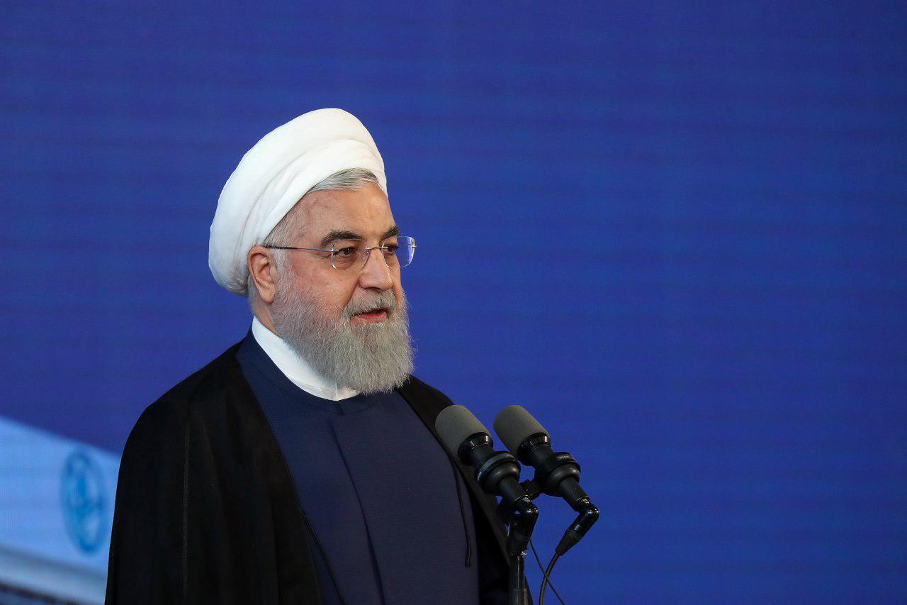 روحاني: طاقة توليد الكهرباء في ايران بلغت 81.8 الف ميغاواط