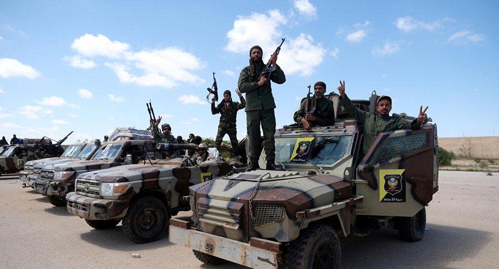 دعوة غربية وعربية لهدنة فورية في ليبيا
