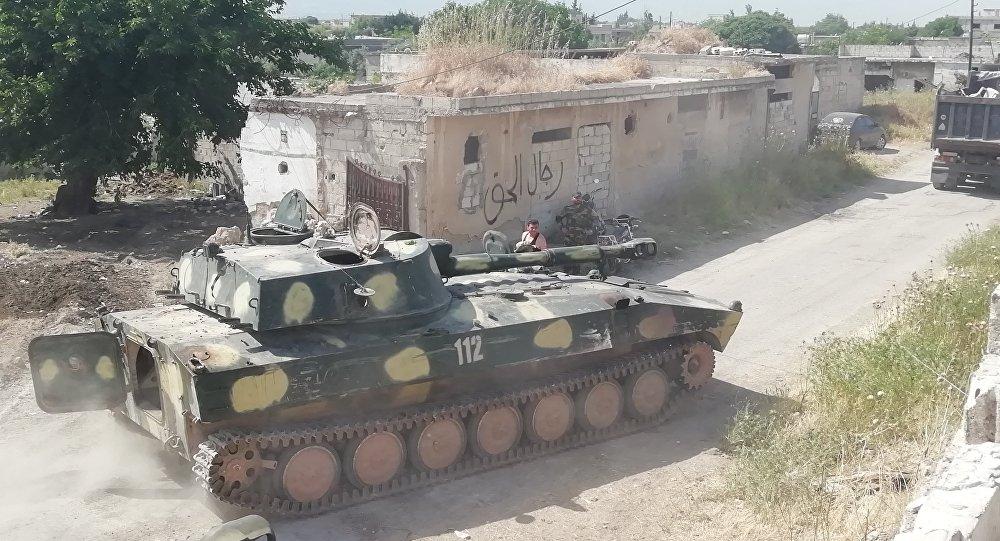بين الهبيط وخان شيخون... الجيش السوري يسيطر على