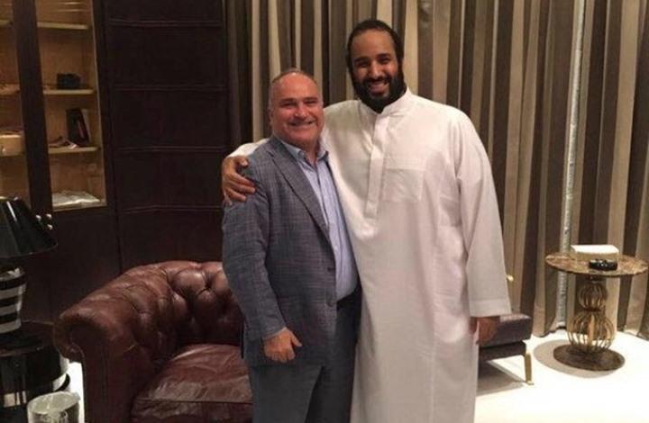 NYT: الإمارات دفعت الملايين لجورج نادر بعد بدء التحقيق معه