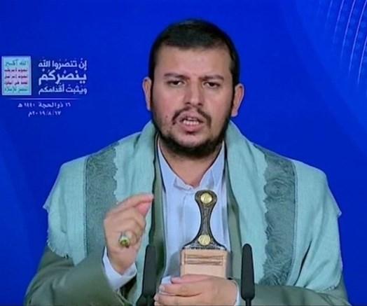 السيد عبد الملك الحوثي: موقف إيران متميز وفريد بإدانة العدوان على اليمن