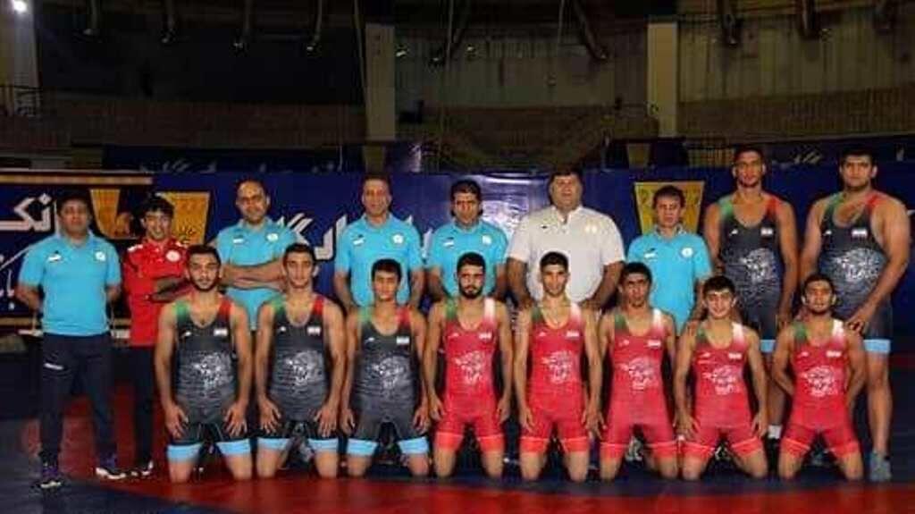 شباب ايران في مركز الوصافة ببطولة العالم للمصارعة الرومانية