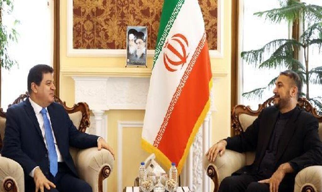عبداللهيان: ايران تتابع سياسة ارساء الامن والاستقرار بالمنطقة