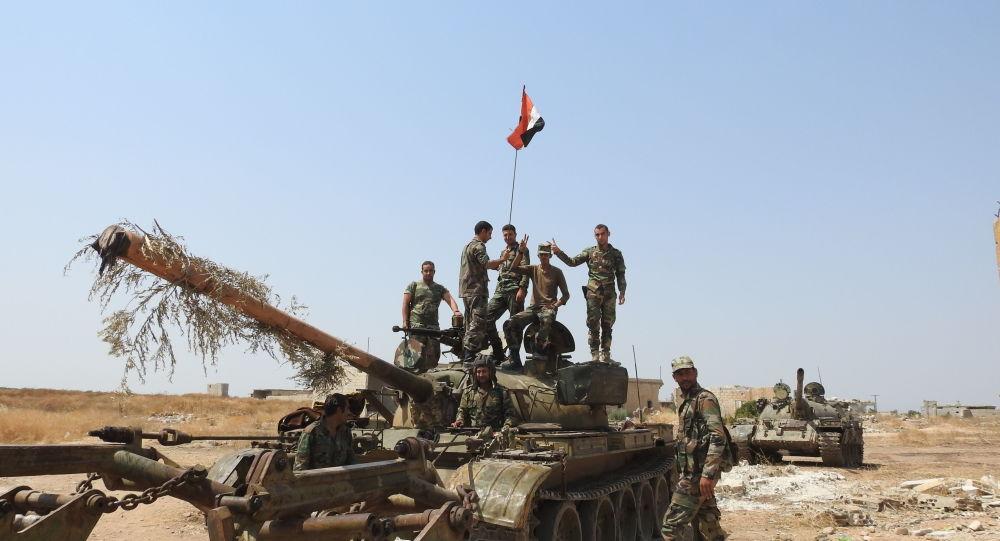 الجيش السوري يسيطر على حاجز الفقير بخان شيخون في ريف إدلب الجنوبي