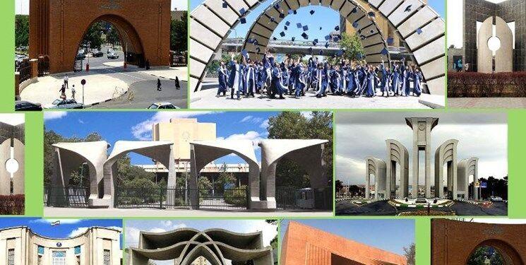 تصنيف 20 جامعة ايرانية الى جانب الجامعات الرائدة عالميا