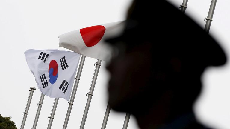 اليابان تشطب اسم كوريا الجنوبية من قائمة الشركاء التجاريين الموثوق بهم