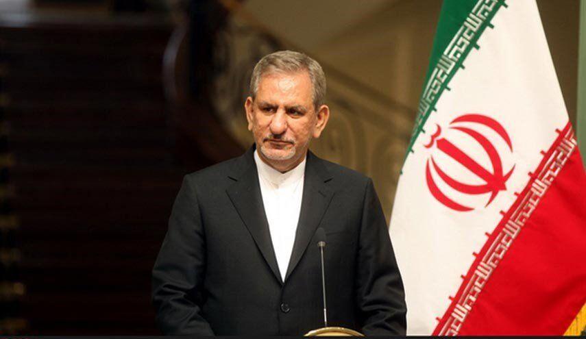 جهانغيري: طهران مستعدة لتطوير التعاون الطبي والصحي مع بيروت