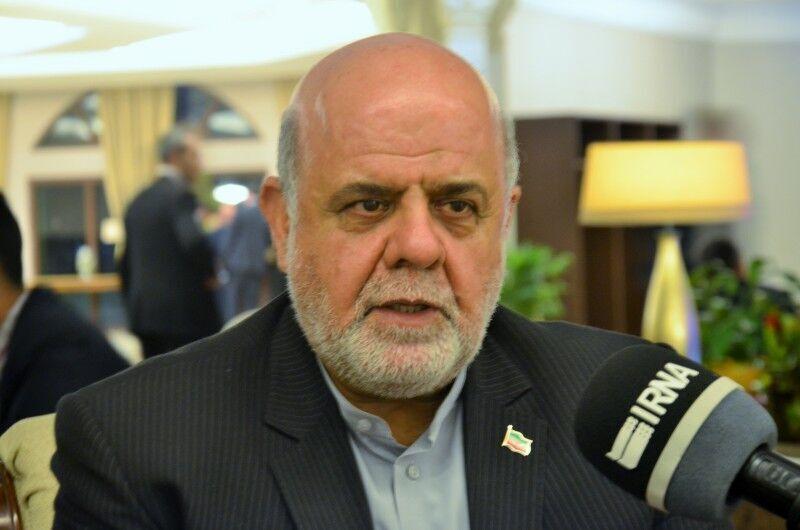 السفير الايراني في بغداد يعزي باستشهاد عدد من الزوار في كربلاء