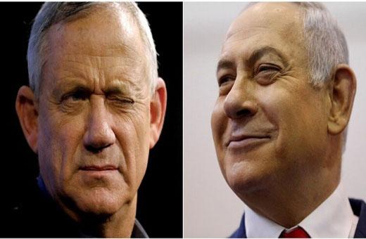 منافس نتنياهو في الانتخابات المقبلة يسخر من
