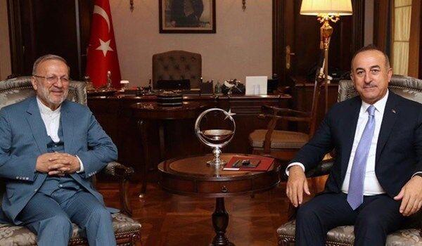 جاويش اوغلو : بالتعاون بين الدول المسلمة فقط يمكن حل مشكلات المنطقة العويصة